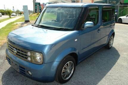 2006 Nissan Cube Wagon
