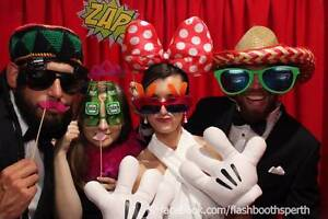 PHOTO BOOTH HIRE - $350* For Our 2 Hour Package! Perth Perth City Area Preview