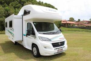 2017 Avida Birdsville Slide Out C7424 SL Only 18,500km Tweed Heads South Tweed Heads Area Preview