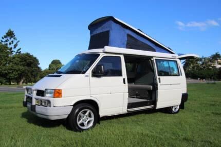 2000 Volkswagen Trakka Campervan