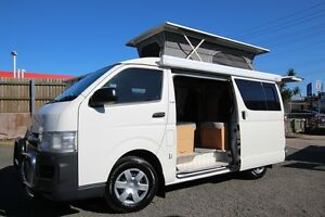 New Shape Toyota Hiace Turbo Diesel Automatic Great extras Tweed Heads South Tweed Heads Area Preview