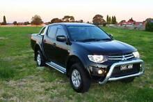 2013 Mitsubishi Triton Ute Lalor Whittlesea Area Preview