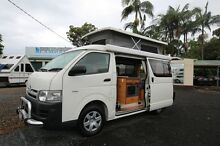 2006 Toyota Hiace Campervan One Owner Excellent Condition Tweed Heads South Tweed Heads Area Preview