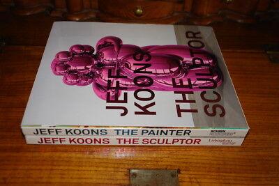 JEFF KOONS-THE PAINTER&THE SCULPTOR BY M.ULRICH;V.BRINKMANN;J.PISSARRO&M.HOLLEIN