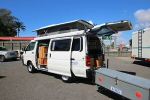 2003 Toyota Hiace Campervan Automatic Only 106,000km Tweed Heads South Tweed Heads Area Preview
