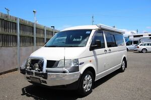 2006 Volkswagon T5 with Inbuilt Shower and Toilet Tweed Heads South Tweed Heads Area Preview