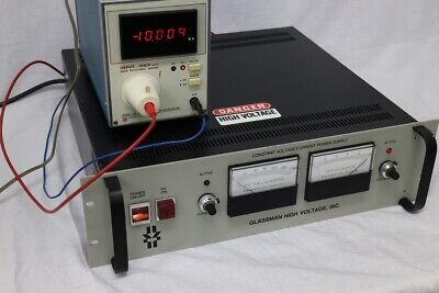 Glassman Pswg-10n30 -10kv 30ma Highvoltage Power Supply
