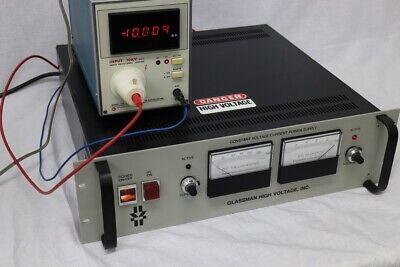 Glassman Pswg-10n30 -10kv 30ma Highvoltage Power Supply