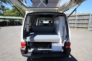 1997 Volkswagon Transporter Syncro AWD Frontline Campervan Tweed Heads South Tweed Heads Area Preview