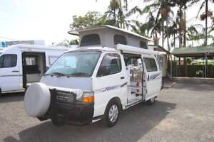 Toyota Hiace Sunliner Twin Bed Automatic