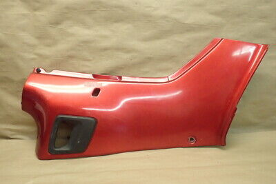 1992 HONDA ST1100 RIGHT SIDE HEEL GUARD COVER COWLING FAIRING -