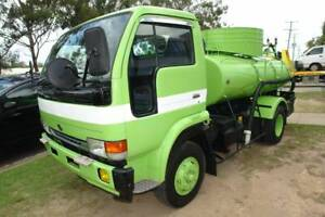 1998 MK211 NISSAN CONDOR 3700LTR VACUUM TANKER WITH ELECTRIC HOSE Arundel Gold Coast City Preview