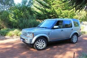 2012 Land Rover Discovery 4 Wagon Maida Vale Kalamunda Area Preview