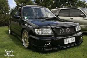 2000 Subaru Forester WRX STI GT Warrandyte Manningham Area Preview