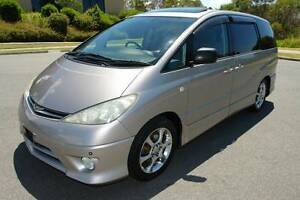 2003 ACR30W TOYOTA TARAGO (ESTIMA) AERAS WITH BODY KIT. 2.4 LITRE Biggera Waters Gold Coast City Preview