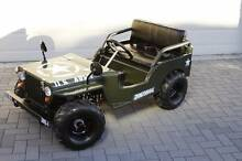 """PARTS"" for 150cc Mini Army Jeeps Busselton Busselton Area Preview"