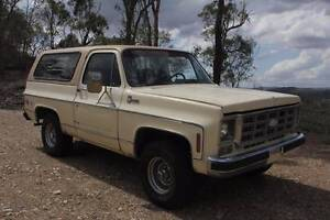 1978 Chevrolet Blazer URGENT SALE Chev Chevy Blazer Mount Crosby Brisbane North West Preview