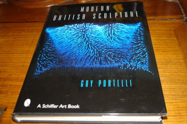 MODERN BRITISH SCULPTURE BY GUY PORTELLI-SIGNED COPY