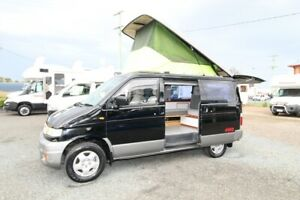 1995 Mazda Bongo 4WD / AWD Electric Roof Diesel Campervan Automatic Tweed Heads South Tweed Heads Area Preview