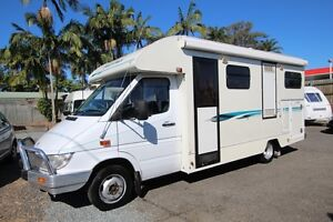 2000 Sunliner Motorhome Excellent condition great value Tweed Heads South Tweed Heads Area Preview