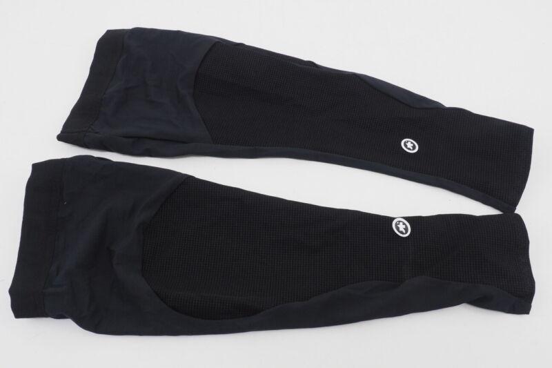 Assos Mountain Biking Trail Arm Protectors Black, Lightweight DyneRope