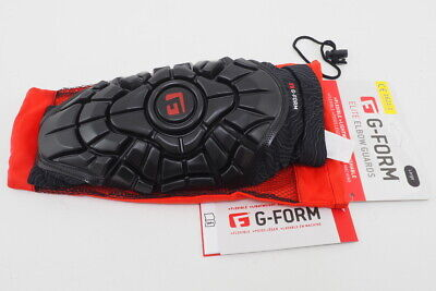 New! G-Form Elite Elbow Guards Size Large Motorcycle or Bicycle Pads