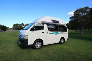 2006 Toyota Hiace Talvor Campervan Great Value Tweed Heads South Tweed Heads Area Preview