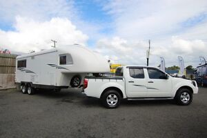 2007 Travel Home 5th Wheeler and Nissan Navara 4WD Bargain!! Tweed Heads South Tweed Heads Area Preview