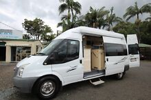 2009 Ford Transit Kea Freedom 2 Berth with Solar Coolangatta Gold Coast South Preview