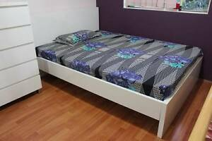 Beautiful white matching bedroom and living furniture Strathfield Strathfield Area Preview