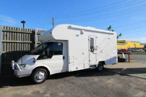 2005 Ford Transit Suncamper Twin Bed Automatic Low Kilometers Tweed Heads South Tweed Heads Area Preview