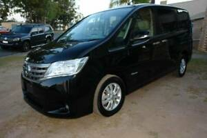 2012 NISSAN SERENA S-HYBRID 8 SEATER PEOPLE MOVER. LUXURY WAGON. 2.0 L Arundel Gold Coast City Preview