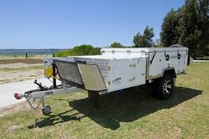 Bluetongue Overland XF Forward Fold Camper Campbellfield Hume Area Preview