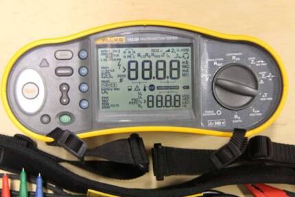 Fluke 1653B Installation Tester