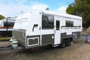 2019 Livin The Dream LTD21 Family Bunk Caravan Coffs Harbour Coffs Harbour City Preview