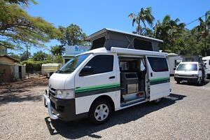 2008 Toyota HIace Twin Bed Campervan Automatic Tweed Heads South Tweed Heads Area Preview