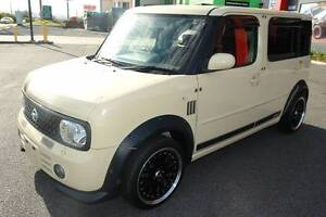 2007 YGZ11 NISSAN CUBE 'CUBIC' 15M PLUS. 7 SEATER HATCH. 1.5L 4CY Biggera Waters Gold Coast City Preview