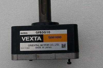 Oriental Motor Gfb5g10 Gearhead