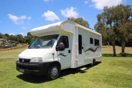 2006 Fiat Jayco Conquest Only 95,000km