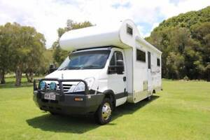2010 Iveco SLR Motorhome BARGAIN!! Unbeatable Value