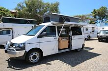 2010 VW Frontline Twin Bed Campervan Excellent Condition Tweed Heads South Tweed Heads Area Preview
