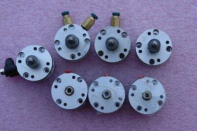 Bimba F0-040 Pneumatic Cylinder Lot Of 7 3 New 4 Used