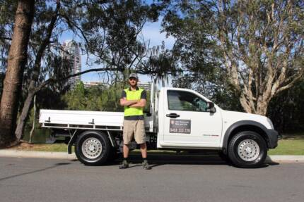 Alex Removals - Man and Ute