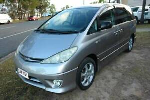 2004 ACR40W TOYOTA TARAGO (ESTIMA) 'AREAS S' WITH BODY KIT.