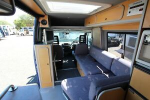 2002 Fiat Trakka Torino Motorhome Tweed Heads South Tweed Heads Area Preview