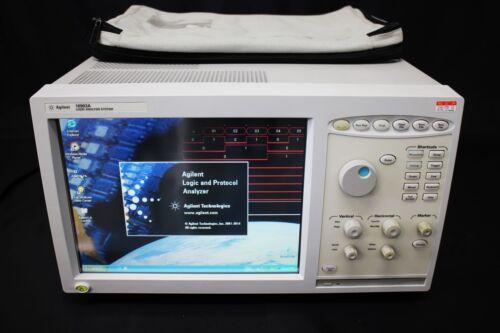 Agilent Agilent 16903A Logic Analyzer System Main Frame