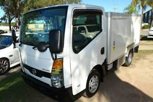 2009 SZ2F24 NISSAN ATLAS 1.4 TON REFRIGERATED TRUCK. LOW 167,000k Arundel Gold Coast City Preview