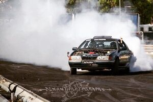 Ford falcon burnout car Mount Gambier Grant Area Preview