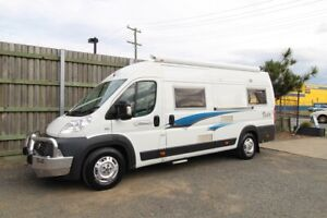 2010 Fiat Sunliner Vista Motorhome 20ft Automatic Tweed Heads South Tweed Heads Area Preview