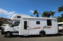 2014  Mercedes Jayco Conquest Island Bed Motorhome Tweed Heads South Tweed Heads Area Preview